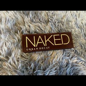 Urban Decay UD Original Naked Eye Palette
